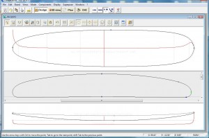3D Longboard Design